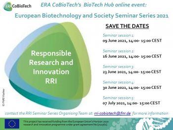 RRI Seminar Series June-July 2021