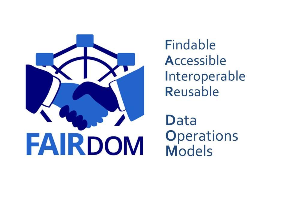FAIR-DOM logo