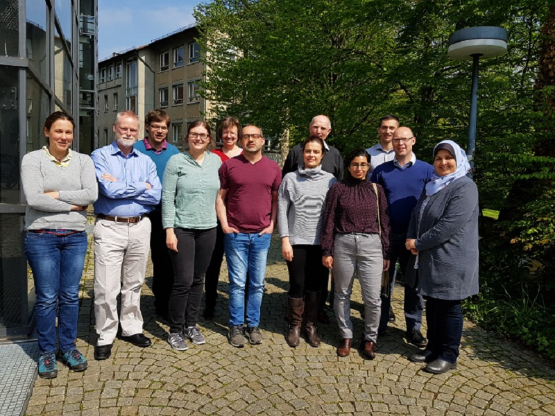 Group photo BioDiMet